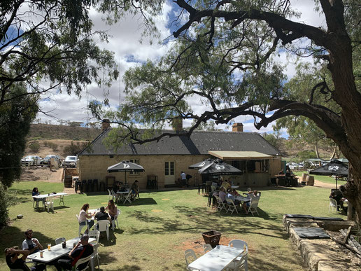 Overland Corner - by the Murray River