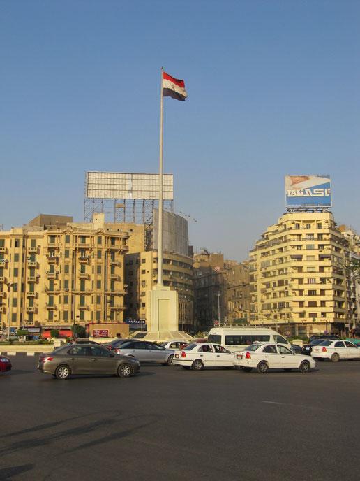 Am Tahrirplatz