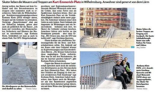Hamburger Abendblatt 28.04.2015