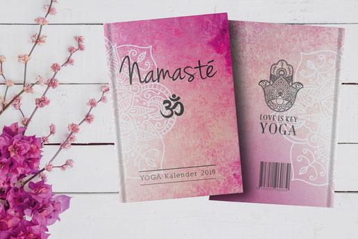 Namasté Yogakalender – ein Last-Minute-Yoga-Mama-Geschenk-Tipp von MOMazing – Das Mama Yoga Love Mag