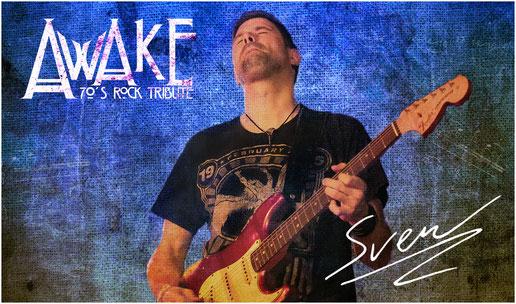 Sven - Guitar & Vocals