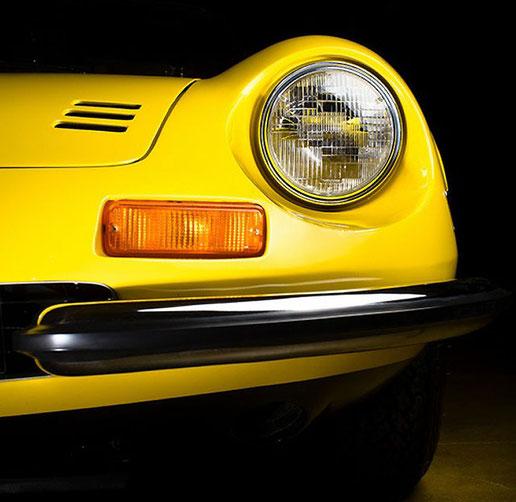 74 Ferrari 246 Dino GTS