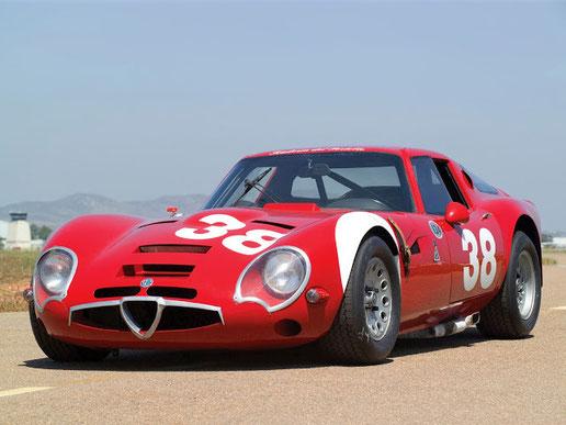 65 Alfa Romeo Giulia TZ 2