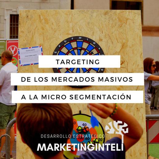 Estrategias de segmentación y targeting