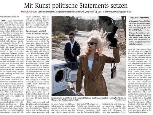 © Allgemeine Zeitung Mainz