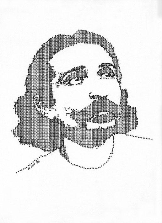 12. The original was gifted to Mehera Irani. Typewriter