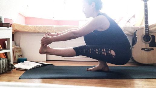 Yoga zu Hause: 4 Tipps für deine Homepractice