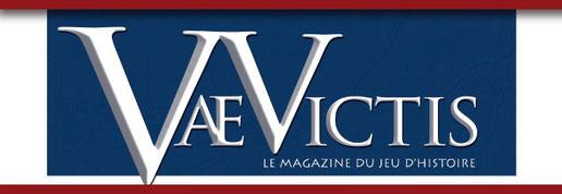 """Cliquez sur la bannière pour rejoindre la ligne éditoriale de """"VaeVictis"""""""