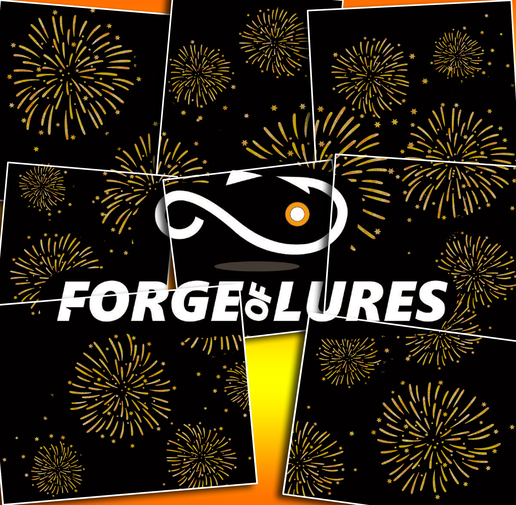 Silvester-Logo von Forge of Lures