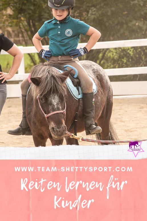 Kleine Reiter - ganz groß: So lernen Kinder das Pferde-Abc. Hier findest Du alle Ideen rund um den Kinderreitunterricht. Von Reitpädagogen für Reitpädagogen.