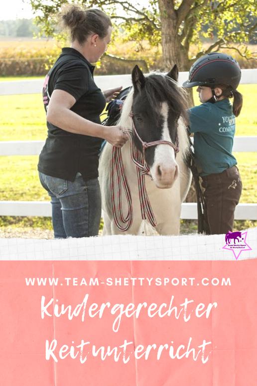 Kleine Reiter - ganz groß: So lernen Kinder das Pferde-Abc ist DAS Buch für die Gestaltung von Kinderreitunterricht.