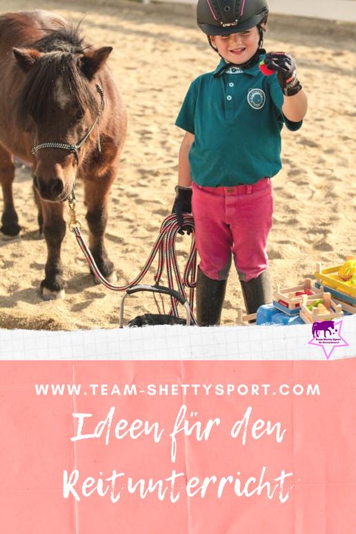 Kleine Reiter - ganz groß: So lernen Kinder das Pferde-Abc: Dein Buch für den Reitunterricht mit Kindern.