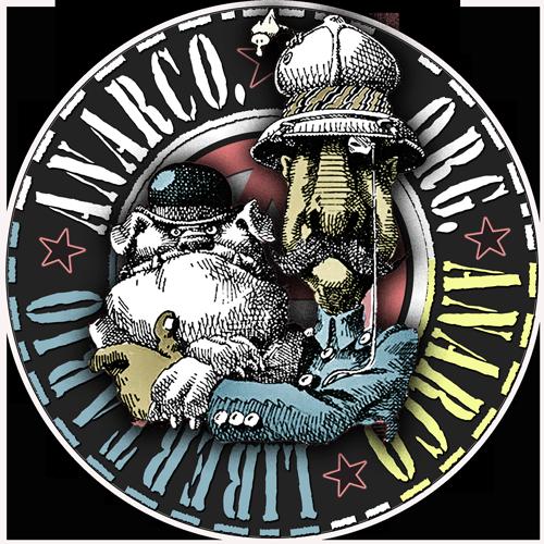 Penny Post Libertarian Journal logo - Anarchist & Libertarian newspaper