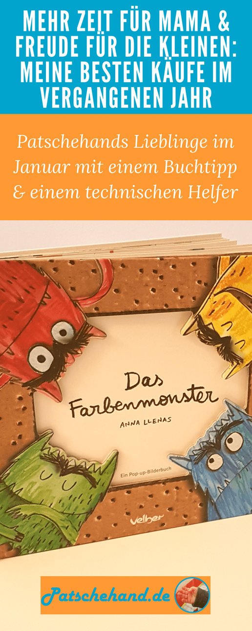 Pinterest-Grafik zu einem Kinderbuchtipp & einer Technik-Empfehlung  zum Pinnen und / oder Teilen in sozialen Netzwerken.