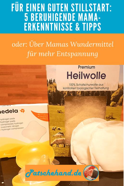 Stillende Mama-Bloggerin Jana von Patschehand.de: Keine Angst vorm Stillen