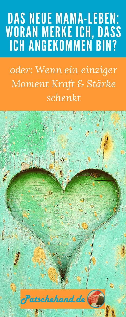 Ans Mamasein gewöhnt? Blogpost über kostbare Momente mit Baby auf Mama-Blog Patschehand.de