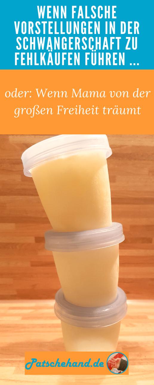 Grafik über den Erfahrungsbericht unseres Fehlkaufs einer Handmilchpumpe für Pinterest bzw. zum Teilen auf facebook