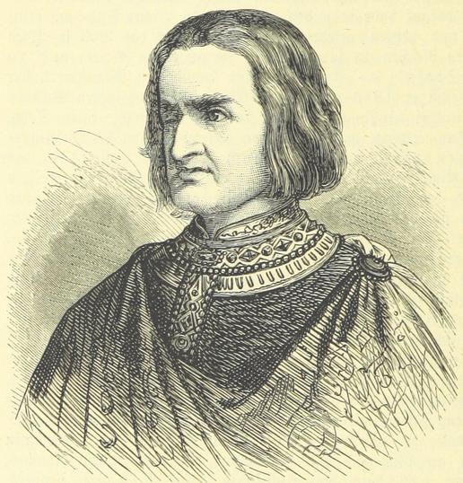 Die Ermordung Kaisers Albrecht I. durch seinen Neffen Johann von Schwaben