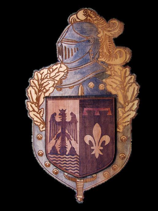 INSIGNE DE RÉGION GENDARMERIE