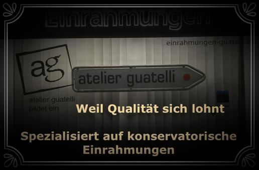 Atelier Guatelli in Zollikofen b. Bern