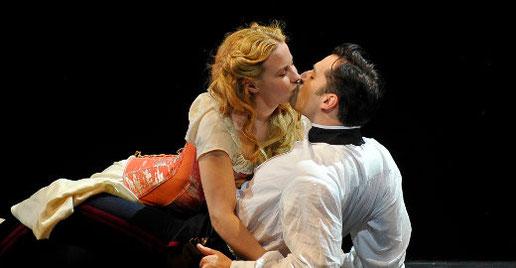 passion, théâtre, châtelet, paris, comédie musicale