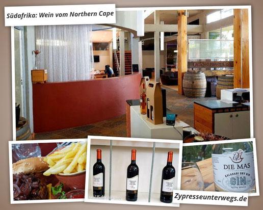 Südafrika: Wein vom Northern Cape