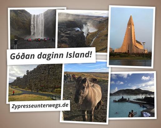 Góðan daginn Island! {Werbung ohne Auftrag}
