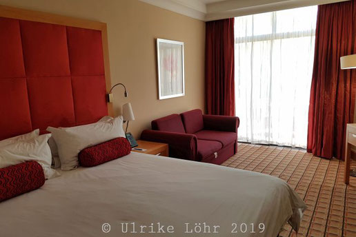 Sun City Soho Hotel barrierefreies Doppelzimmer