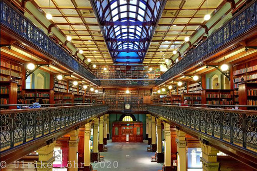 Mortlock Wing der State Library of South Australia