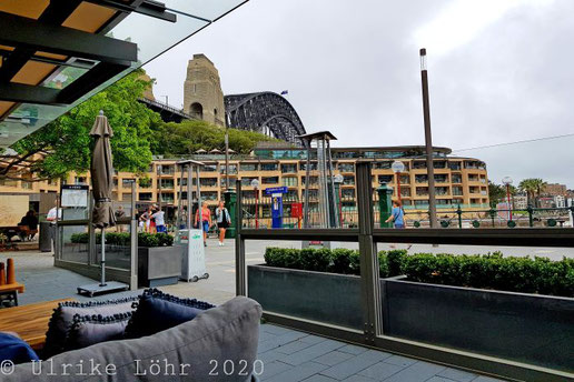 Restaurant 6 HEAD Campbell's Cove Sydney