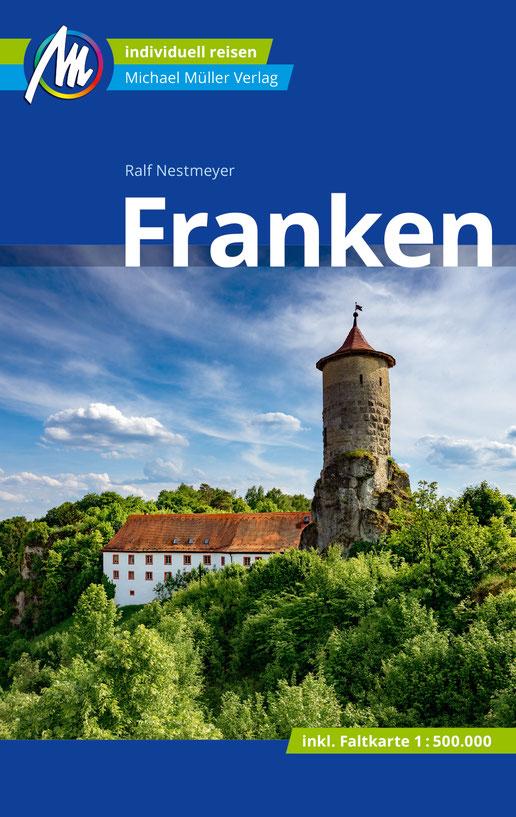 Ralf Nestmeyer: Franken (C) Michael Müller Verlag