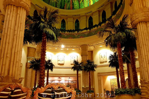 Sun City, Palace of the Lost City Lobby