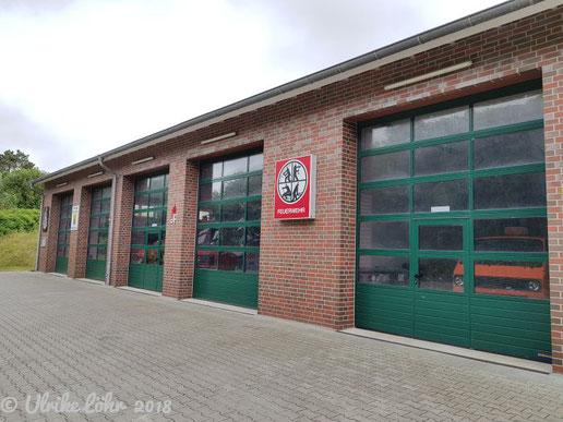 Feuerwache auf Wangerooge