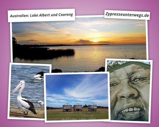 Australien: Lake Albert und Coorong