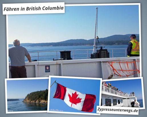 Wie klappt es mit den Fähren in British Columbia {Werbung ohne Auftrag}