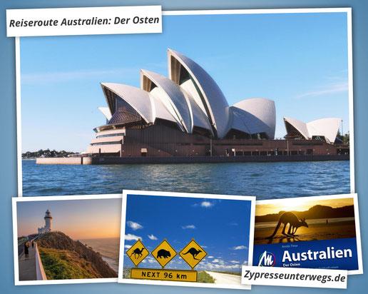 Reiseroute Australien: Roadtrip im Südosten