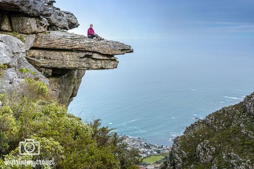 Lisa auf dem Tafelberg - (C) Imprintmytravel