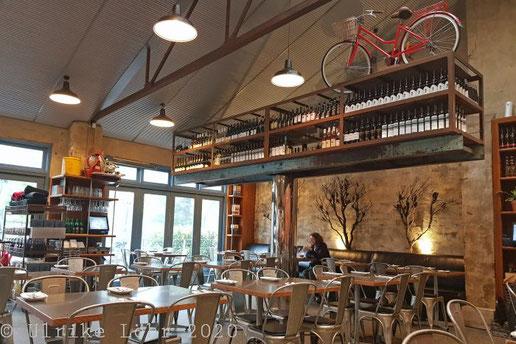 Restaurant Leura Garage