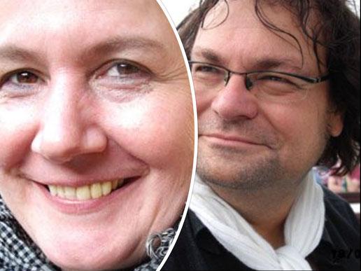 Autoren: Dirk Udelhoven und Monika Sandmann (Fotos (C) Conbook Verlag)