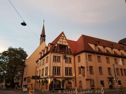 Bürgerspital Weinstube in Würzburg