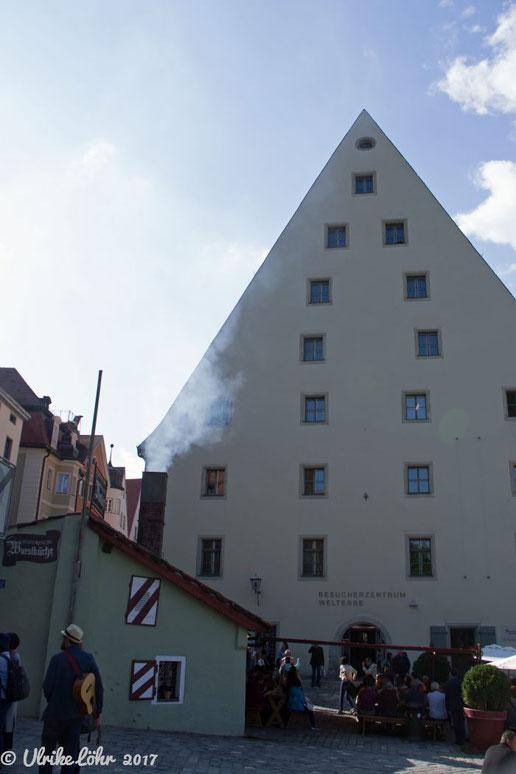 historische Wurstkuchl