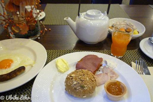 Mein leckres Frühstück im Park Inn Köln City West