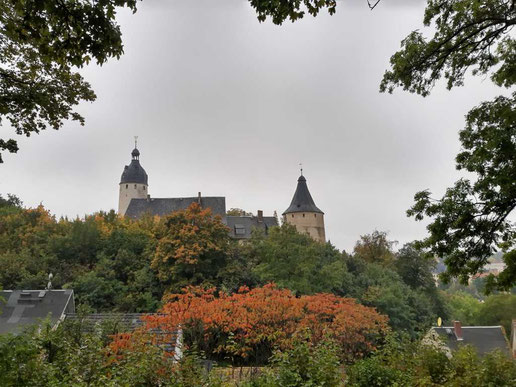 Das Residenzschloss Altenburg beherbergte früher die Herzöge zu Altenburg-Sachsen und heute die größte Spielkartensammlung der Welt (C)family4travel