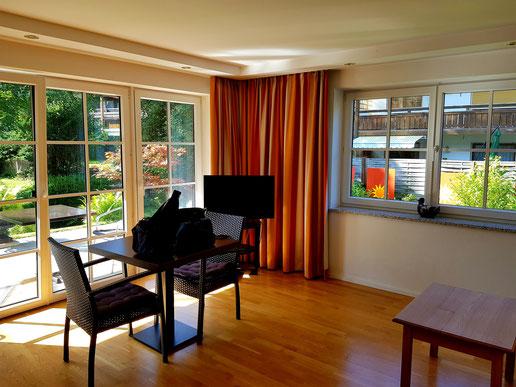 Appartement im Gästehaus Hubertus