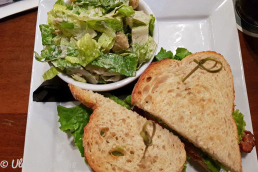 Sandwich bei Blarney Stone