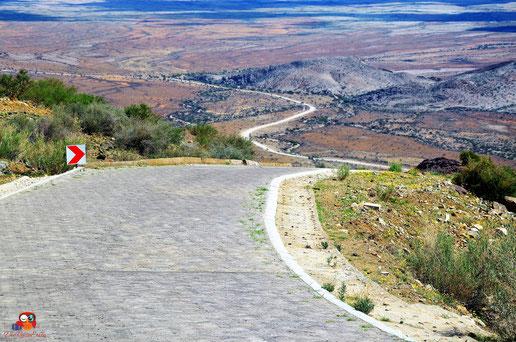 Namibias Weiten - (C) DieReiseEule