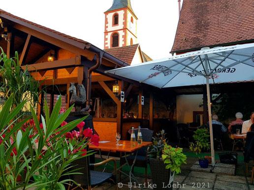 Weinstube Ehrbar in Frickenhausen