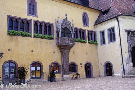 Altes Rathaus und Tourist Information