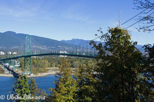 Prospect Point Lookout im Stanley Park Vancouver