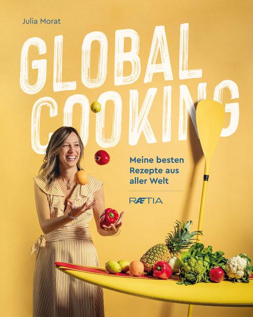 Julia Morat Global Cooking (C) Raetia